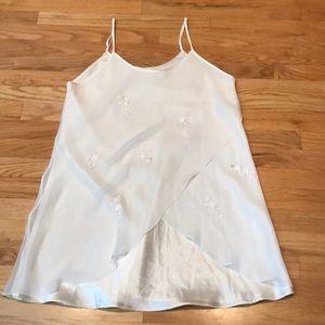 NWOT Valerie Stevens nightgown, large